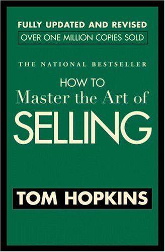 tom hopkins, art of selling, sales books, sales training, argel tiburcio