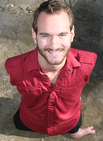 watch nick vujicic live