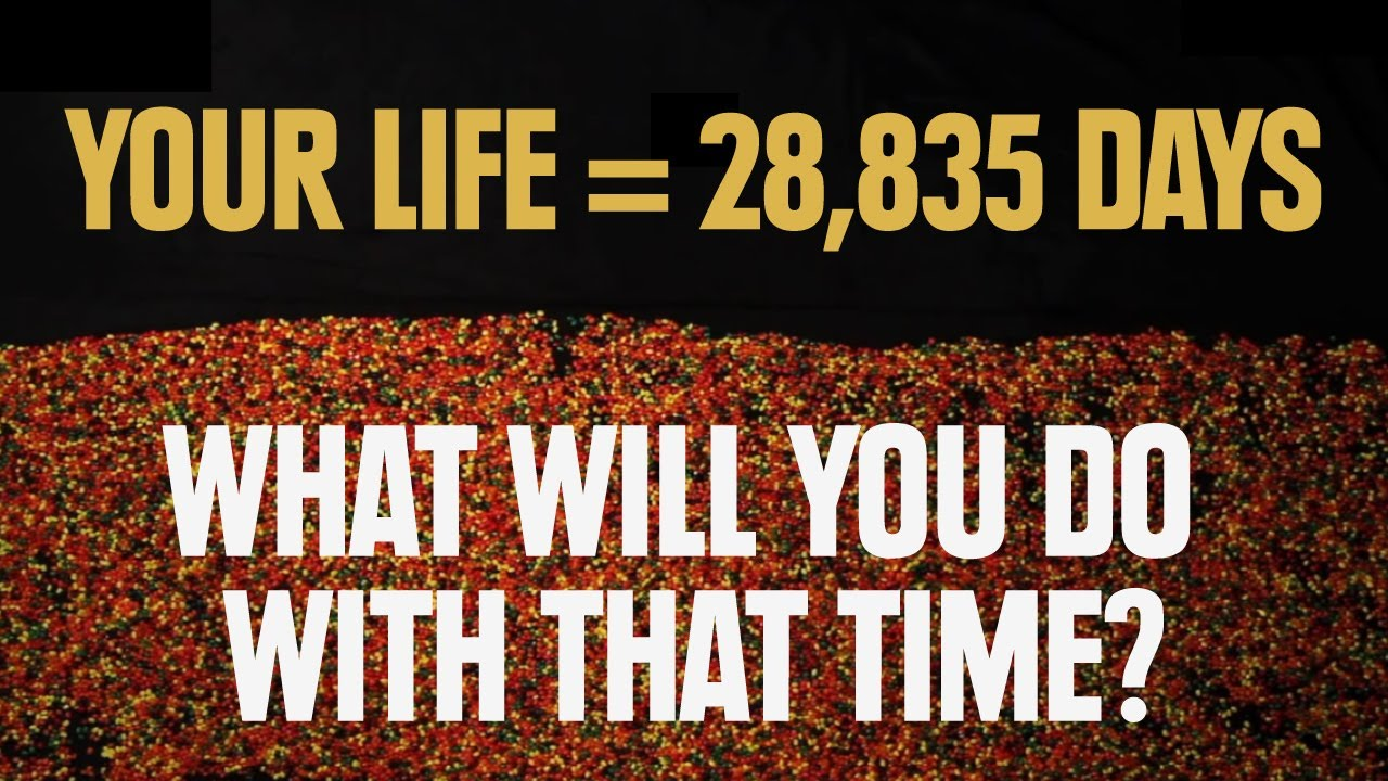how much time we have in jellybeans