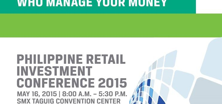 philippine retail investment conference 2015 poster