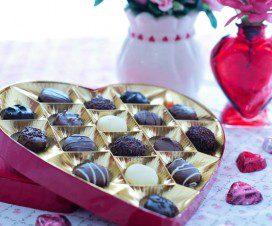 economics of valentine's day
