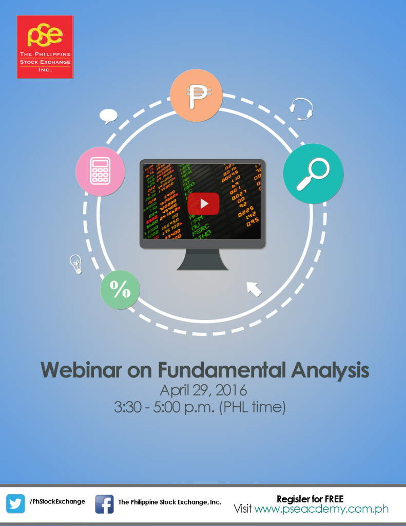 Register here: free philippine stock market fundamental analysis webinar