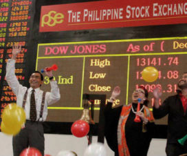 Psei philippine stock exchange index