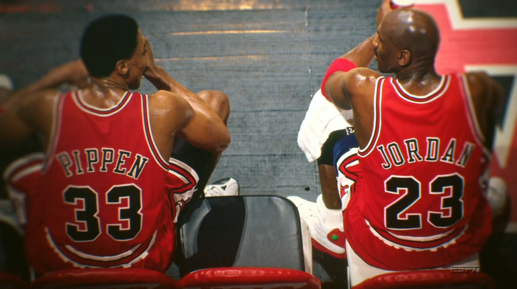 The Last Dance: What do Scottie Pippen and Insurance have in common?