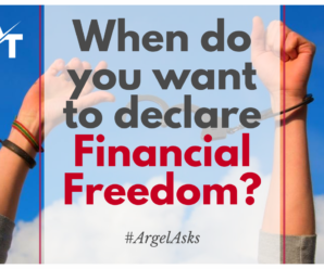 "How do you define ""Financial Freedom?"""