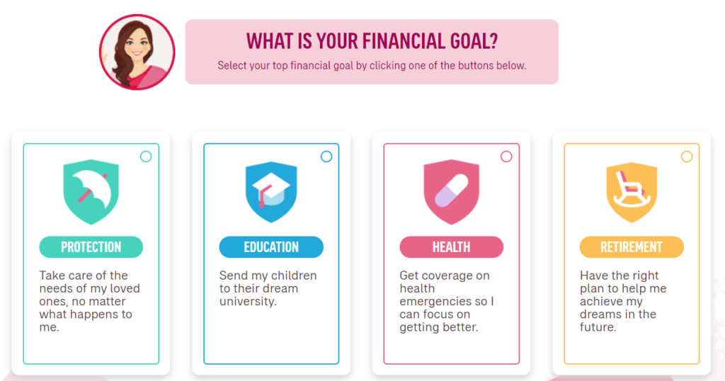 free online financial calculator choose your priority